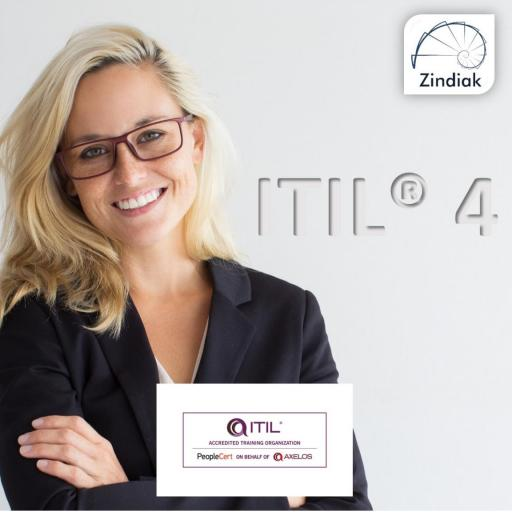 ITIL® 4 Foundation (Virtual) - 1st to 4th September 2020
